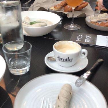 Weißwurstfrühstück in der Villa Stuck