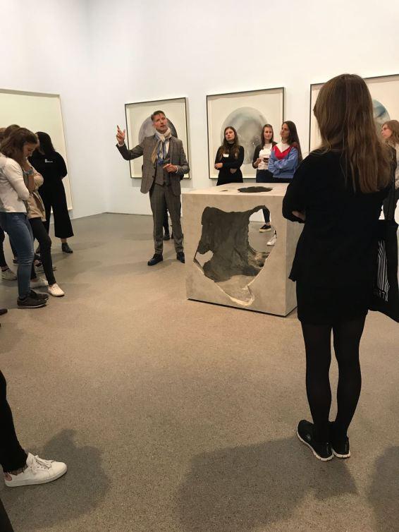 """""""Wasserfarben"""" Olafur Eliasson in der Pinakothek der Moderne"""
