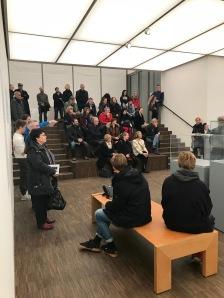 Holger Stark berichtet von den Tücken des Ausstellungsbaus